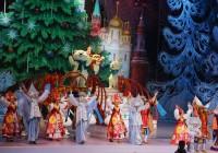 Смоленские школьники поедут на Кремлевскую елку