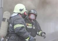 Смоленские спасатели ликвидировали пожар в общежитии