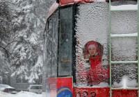 К концу года во всех трамваях Смоленска станет тепло