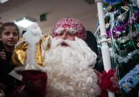 Дед Мороз из Великого Устюга поздравил юных смолян