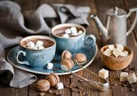 Пять вкусных зимних рецептов горячего шоколада