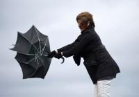 Сегодня в Смоленске будет дождливо и ветрено