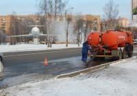 Ремонт теплотрассы на улице Фрунзе в Смоленске планируют завершить 8 января