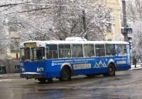 Экспериментальный троллейбусный маршрут №4 в Смоленске начнет действовать в феврале