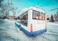 В Смоленске появится новый низкопольный троллейбус