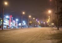 За неделю коммунальщики вывезли из Смоленска 5 тысяч кубометров снега