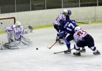 В повторном матче самарские хоккеисты взяли реванш у «Славутича»