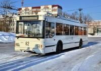 Троллейбус нового поколения успешно протестировали в Смоленске