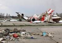 Польша хочет получить обломки разбившегося под Смоленском самолёта