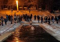 Более 15 тысяч смолян окунулись в Крещенскую воду