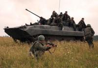 В Смоленской области будет сформирована новая мотострелковая дивизия