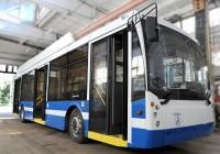 Чудо-троллейбус уезжает из Смоленска в Белгород