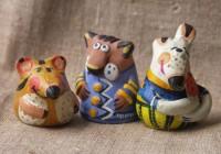 В «Смоленской избе» проходят детские мастер-классы по керамике