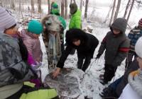 В «Смоленском Поозерье» открылась зимняя смена