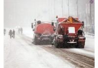 В Смоленске на уборку снега выехало 42 единицы техники