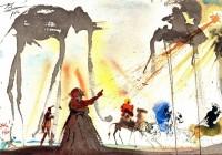 В Смоленск привезут уникальную серию работ Сальвадора Дали