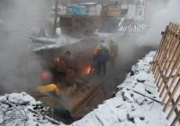 Ремонт теплосети в районе улицы Раевского в Смоленске завершен