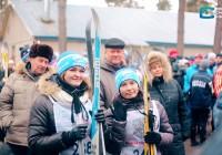 В Смоленске состоялась «Лыжня России-2016»