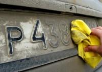 Более 200 водителей в Смоленске поплатились за грязные номера