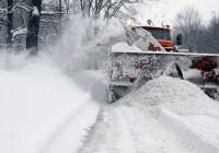 За последнюю зимнюю неделю коммунальщики вывезли из Смоленска почти 3 000 кубометров снега