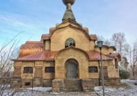 На восстановление храма в Талашкино выделят 57 миллионов рублей