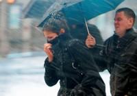 Сегодня Смоленск окажется во власти атлантического циклона