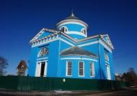 В Гагаринском районе отреставрировали старинную церковь