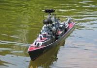 Смолянам покажут детализированные масштабные модели кораблей