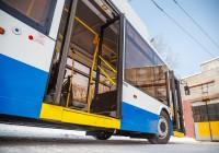 Новый троллейбус вышел на смоленские линии