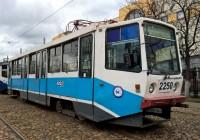 Смоленск приобрёл 10 подержанных трамваев