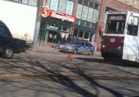 В Смоленске образовался «трамвайный коллапс»