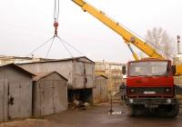 В Смоленске пойдут под снос гаражи ну улице Академика Петрова