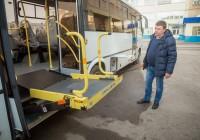 Новый смоленский автобус будет обслуживать маршрут №50