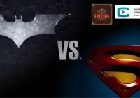 Бэтмен против Супермена: смоляне сделали свой выбор