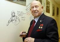 Алексей Леонов получил звание почётного гражданина Смоленской области