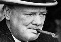 Черчилля оставили без сигары