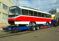 Московские трамваи прибудут в Смоленск уже в мае