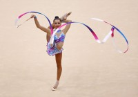 Соревнования по художественной гимнастике пройдут в Смоленске