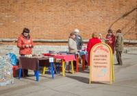 В самом центре Смоленска проходит ярмарка умельцев