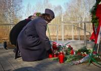В Смоленске вспоминают жертв авиакатастрофы