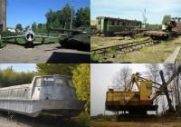 TOP-5 необычных образцов техники в Смоленске и области