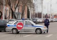 Центр Смоленска будет перекрыт для транспорта 5 мая