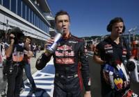 Даниил Квят занял третье место на Гран-при Формулы 1 в Китае