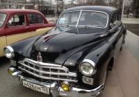 В Москве стартовал автопробег, посвящённый 55-й годовщине полёта Гагарина