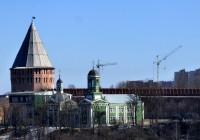 Смоленские власти просят 1 миллиард рублей на крепостную стену