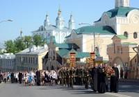 Центр Смоленска перекроют из-за празднования Дня славянской культуры и письменности