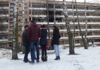 Вину за пожар в общежитии медуниверситета в Смоленске могут понести охранники