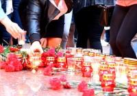 Смоляне стали участниками акции «Свеча памяти»