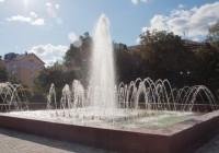 О чем молчит фонтан на улице Дзержинского?