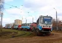 Московские трамваи должны приехать в Смоленск на этой неделе
